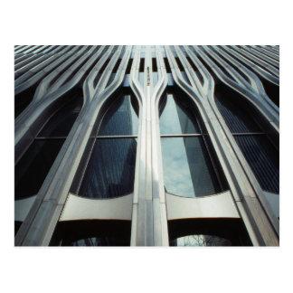 USA, New York, Manhattan, World Trade Center Postcard