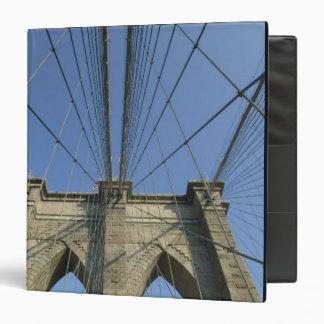 USA, New York, New York City, Brooklyn: 2 3 Ring Binder