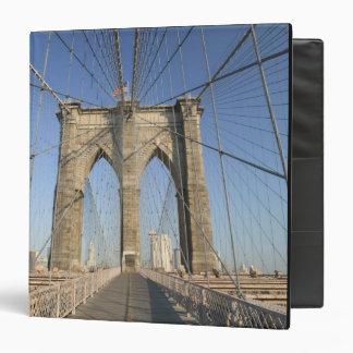 USA, New York, New York City, Brooklyn: 3 Binder