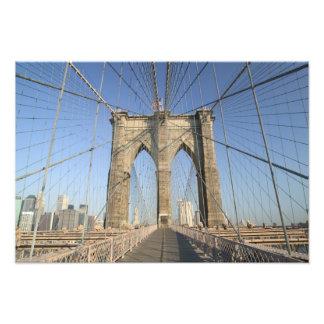 USA, New York, New York City, Brooklyn: 3 Photo Print