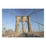 USA, New York, New York City, Brooklyn: 3 Photographic Print