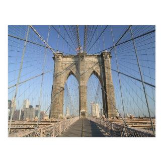 USA, New York, New York City, Brooklyn: 3 Postcard
