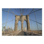 USA, New York, New York City, Brooklyn: 3 Posters