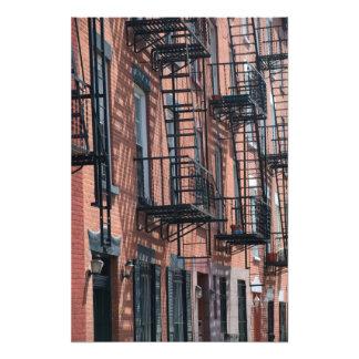 USA, New York, New York City, Brooklyn: Cobble Photo Print
