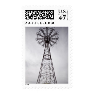 USA, New York, New York City, Brooklyn: Coney Postage