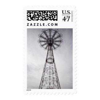 USA, New York, New York City, Brooklyn: Coney Postage
