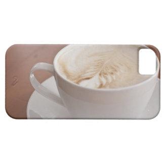 USA, New York, New York City, Cappuccino iPhone SE/5/5s Case