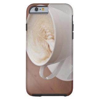 USA, New York, New York City, Cappuccino Tough iPhone 6 Case