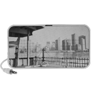 USA, NEW YORK: New York City Lower Manhattan Mp3 Speakers