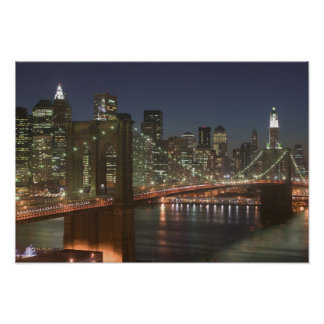 USA, New York, New York City, Manhattan: 10 Poster