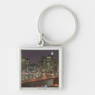 USA, New York, New York City, Manhattan: 11 Key Chains