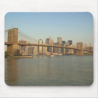 USA, New York, New York City, Manhattan: 13 Mouse Pad