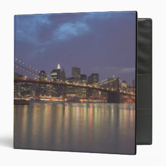 USA, New York, New York City, Manhattan: 14 3 Ring Binder
