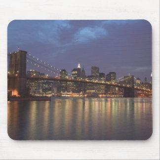 USA, New York, New York City, Manhattan: 14 Mouse Pad