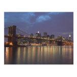 USA, New York, New York City, Manhattan: 14 Postcard