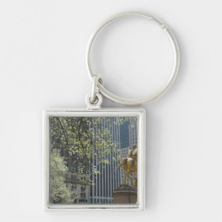 USA, New York, New York City, Manhattan: 16 Keychain