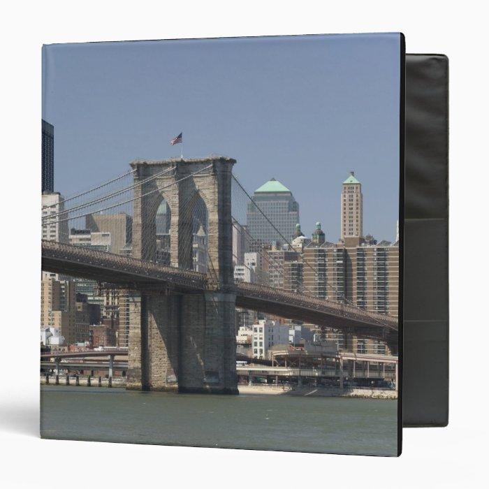 USA, New York, New York City, Manhattan: 21 3 Ring Binder