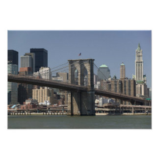 USA, New York, New York City, Manhattan: 21 Poster