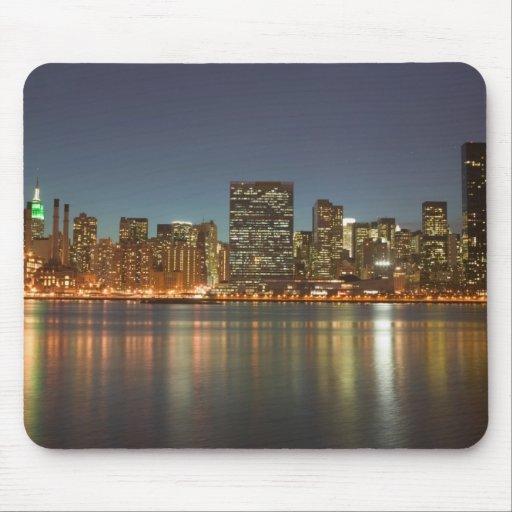 USA, New York, New York City, Manhattan: 24 Mouse Pad
