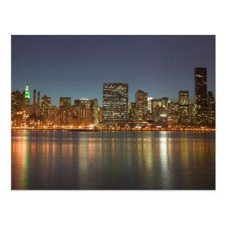 USA, New York, New York City, Manhattan: 24 Postcard
