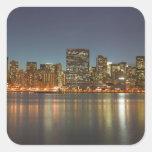 USA, New York, New York City, Manhattan: 24 Sticker