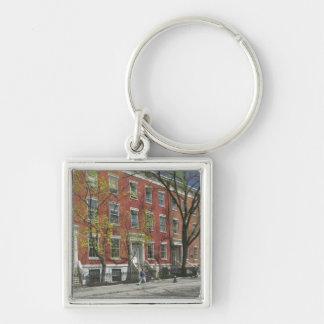USA, New York, New York City, Manhattan: 25 Keychain