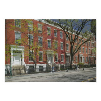 USA, New York, New York City, Manhattan: 25 Print