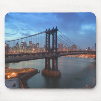USA, New York, New York City, Manhattan: 26 Mouse Pad
