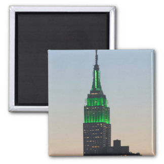 USA, New York, New York City, Manhattan: 2 Refrigerator Magnets