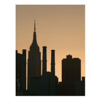 USA, New York, New York City, Manhattan: 6 Postcard
