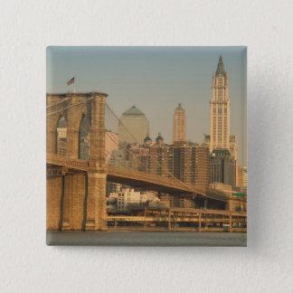 USA, New York, New York City, Manhattan: 9 Button