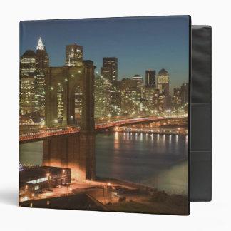 USA, New York, New York City, Manhattan: Binder