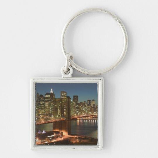 USA, New York, New York City, Manhattan: Keychain