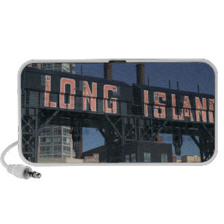 USA, New York, New York City, Queens: Long Mp3 Speakers