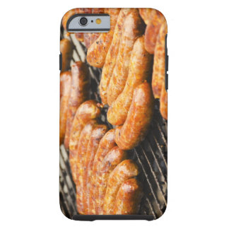 USA, New York, New York City, Sausages on Tough iPhone 6 Case