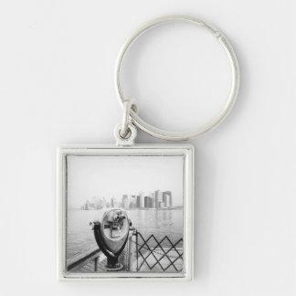 USA, NEW YORK: New York City Scenic Viewer Keychain