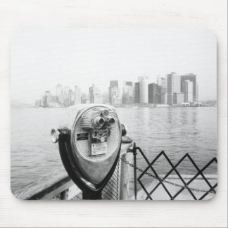 USA, NEW YORK: New York City Scenic Viewer Mouse Pad