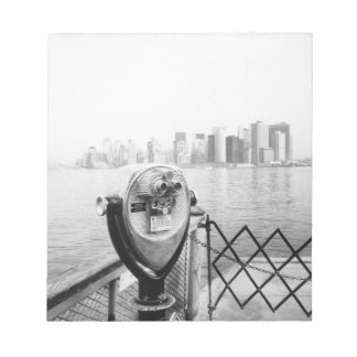 USA, NEW YORK: New York City Scenic Viewer Notepad