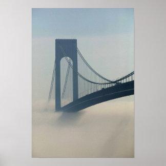 USA, New York, New York City, Staten Island: Poster