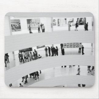 USA, New York, New York City: The Guggenheim 2 Mouse Pad