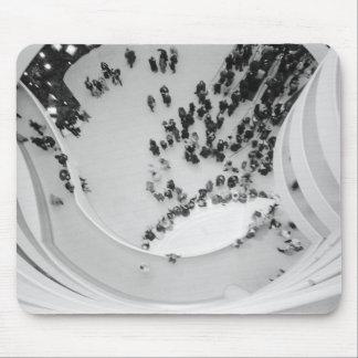 USA, New York, New York City: The Guggenheim 4 Mouse Pad
