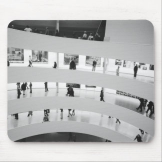 USA, New York, New York City: The Guggenheim 5 Mouse Pad