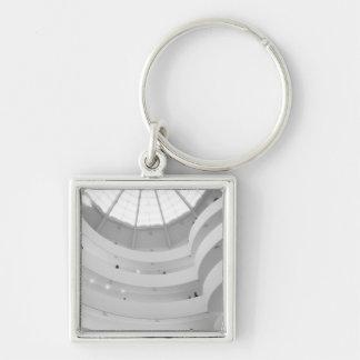 USA, New York, New York City: The Guggenheim Keychain