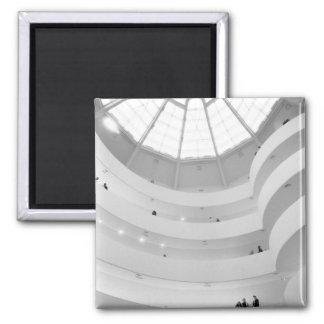 USA, New York, New York City: The Guggenheim Magnet