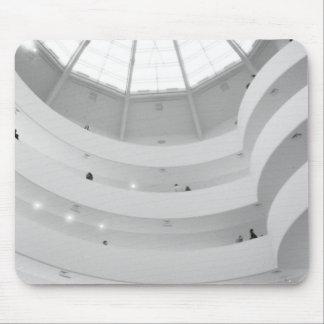 USA, New York, New York City: The Guggenheim Mouse Pad