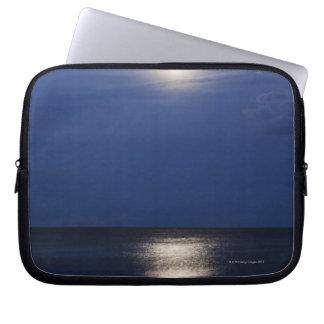 USA, New York, Queens, Rockaway Beach, Landscape 2 Laptop Sleeve