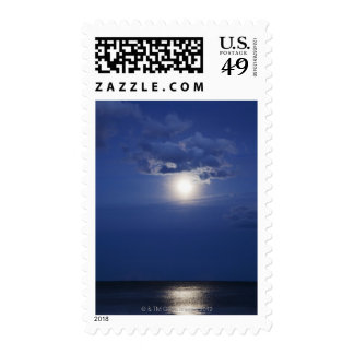 USA, New York, Queens, Rockaway Beach, Landscape 2 Stamps