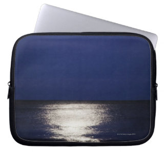 USA, New York, Queens, Rockaway Beach, Landscape Laptop Sleeve
