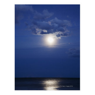 USA, New York, Queens, Rockaway Beach, Landscape Post Card