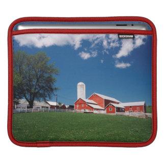 USA, New York, Sharon Springs, Farm Sleeve For iPads